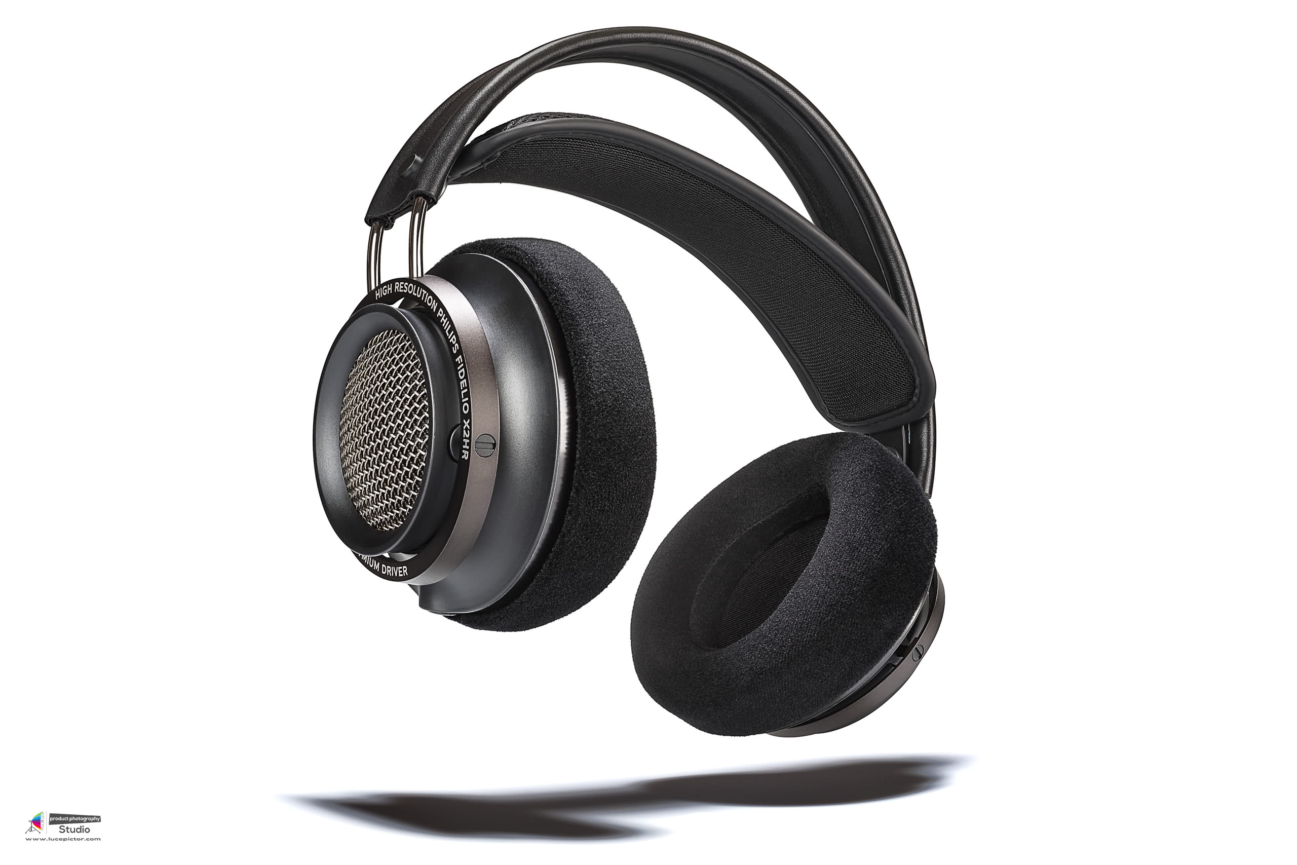 headphone product photography